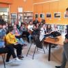 Eloy Moreno ¡en la Biblioteca de Vega-La Camocha!