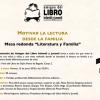 Mesa redonda 'Literatura y familia' en FeLiX18