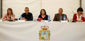 Cristina Fernández Cubas en el VIII Encuentro de Clubes de Lectura