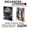 Encuentro Literario José Javier Souto & Mercedes Tuñón