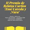 Convocáu II Premiu de Relatos Curtios Xosé Caveda y Nava