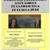 """Ana L. Martín y Óscar Luis Celada """"Amigos de la Biblioteca de Luarca"""" 2018"""