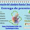 Presentación del calendario ilustrado 2019 'Vivir en Lena'