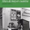 Tomás Sánchez Santiago presenta 'Años de mayor cuantía'