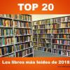 Los más leídos de nuestras bibliotecas (2018)