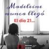Presentación de 'Madeleine nunca llegó', de Luis García