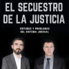 Presentación de 'El secuestro de la justicia' de Joaquim Bosch e Ignacio Escolar