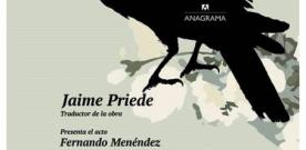 Presentación de 'Todos nosotros' (poesía completa de Raymond Carver) en la Biblioteca de Asturias