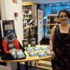 Leticia Sánchez Ruiz y su nueva novela 'Cuando es invierno en el mar del Norte'