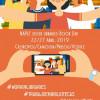 Naple sister libraries celebran en redes sociales el Día del Libro