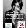 Encuentro literario de Benjamín Prado en Mieres