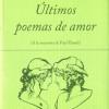 Presentación de 'Últimos poemas de amor' de Elsa López