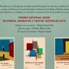 Presentación de los Premios Asturias Joven en la Biblioteca de Asturias
