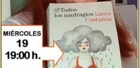 Laura Castañón presenta 'Todos los naufragios' en Mieres