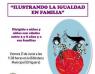 Coaña ilustrará la igualdad con Violeta Monreal
