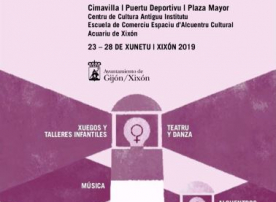 Festival Arcu Atlánticu 2019. Muyeres (in)visibles
