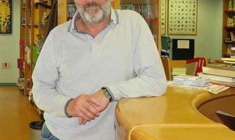Félix Parajón Fernández, bibliotecario de Nava