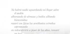 Mar Sancho presenta 'Entre trenes' en La Buena Letra