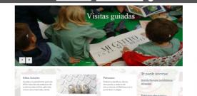 Nueva página web de la Biblioteca de Ribadesella