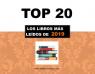 Los más leídos de nuestras bibliotecas (2019)