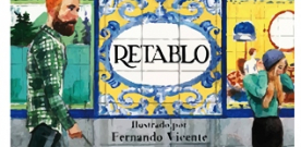 Marta Sanz presenta 'Retablo' en la Biblioteca de Asturias
