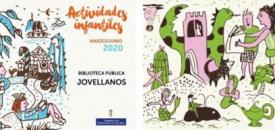 Actividades infantiles en la Biblioteca Jovellanos