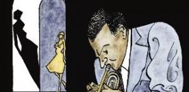 Presentación de 'Café Jazz el Destripador' de Luis Artigue