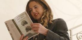 Semana Negra: Carlota Suárez presenta 'La tumba del rey'