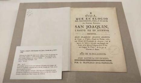 Exposición en la Biblioteca de Asturias: Últimas adquisiciones de Patrimonio Bibliográfico