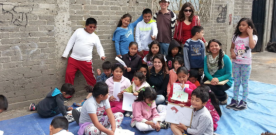 """La biblioteca """"Gonzalo Anes"""" de Coaña se hermana con un proyecto de Bibliotecas en la Calle en México"""