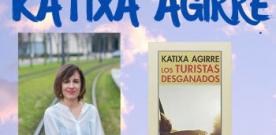 Encuentro virtual con Katixa Agirre