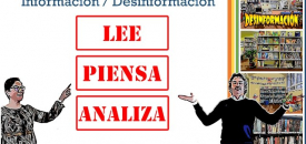 'Desinformación para jóvenes' de la Biblioteca de Roces