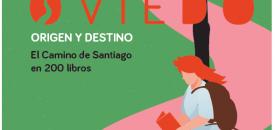 """Exposición """"Oviedo, origen y destino: El Camino de Santiago en 200 libros"""" en la Biblioteca de Asturias"""