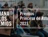 Semana de los Premios Fundación Princesa de Asturias 2021