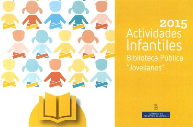 Asturias con niños:  Actividades infantiles en la Biblioteca 'Jovellanos' de Gijón