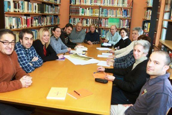 Taller de investigación sobre el Montsacro en la Biblioteca